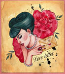 Love Letter by crackyourbones