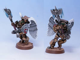 Sanguinary Guard by willy238