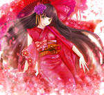 Kimono Girl!