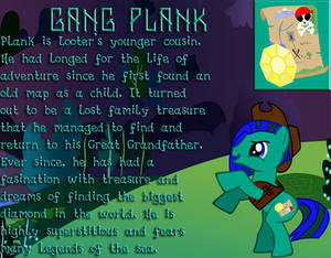 Gang Plank MLP Ref