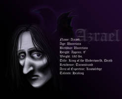 Azrael Profile by Hollilicious