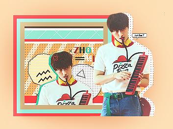 [05022017] ZHOUMI by YenPhuong