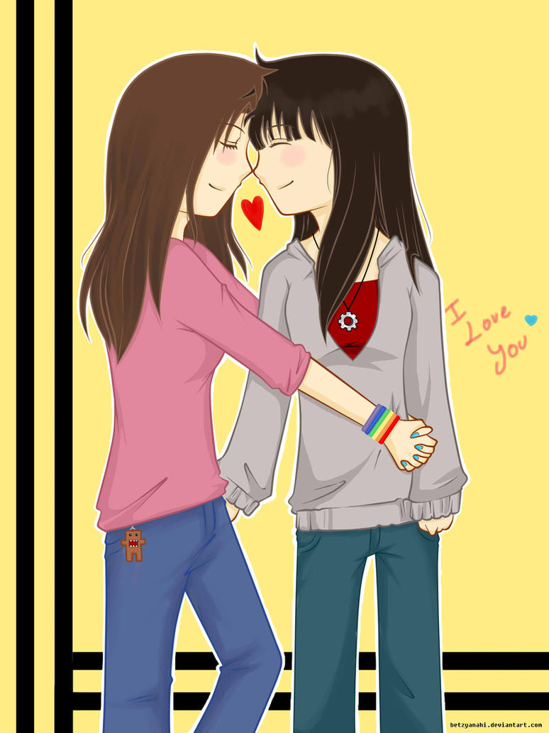 love by BeTzYAnAhI
