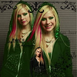 Avril is 'Hot'