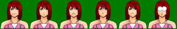 Kairi for OP-KingdomHearts-DS by TheTracker