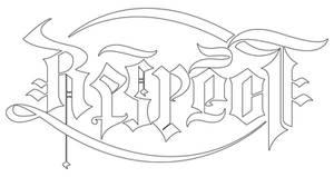 respect-loyalty ambigram