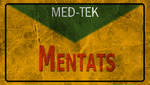 fallout 3 Mentats label