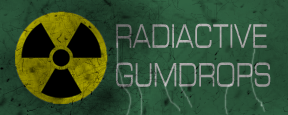 Fallout 3-Radioactive Gumdrops by Bl00dpainter