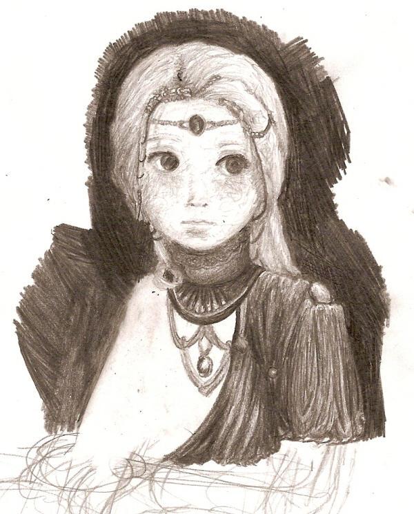 Cardina's Royal Portrait