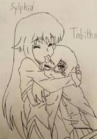 Zero No Tsukaima Series -2.5 - Tabitha - Ink Draft by Some-Genius