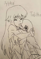 Zero No Tsukaima Series -2.5 - Tabitha - Ink Draft by Some-Genius