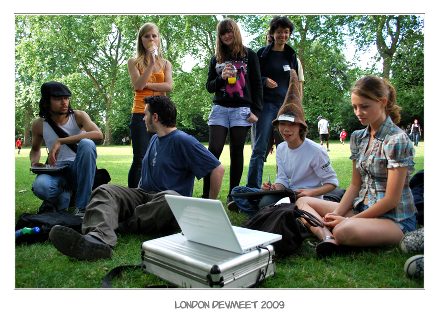 London devMeet 17 by Adila