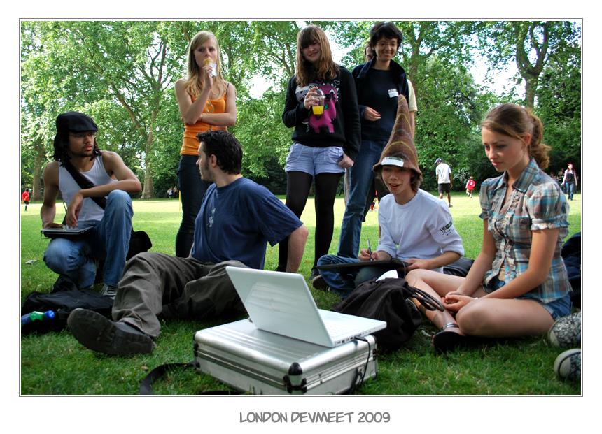 London devMeet 17 by Adila