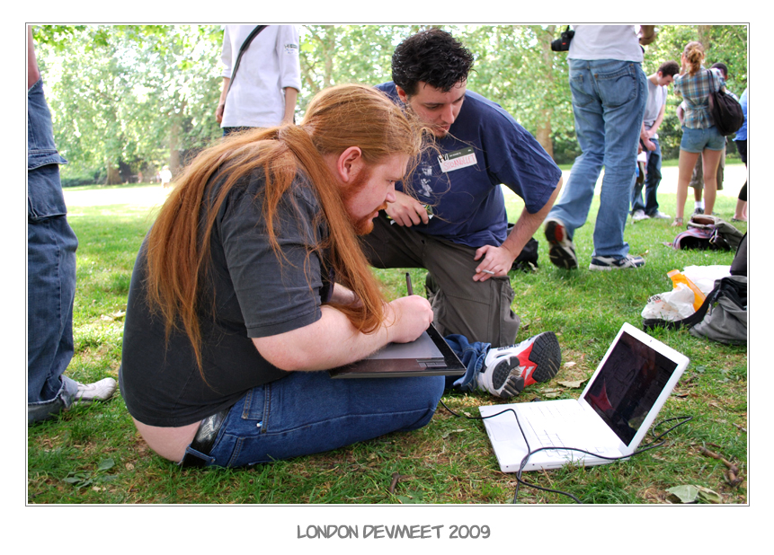 London devMeet 21 by Adila