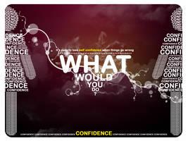 Motivation : Self confidence by Adila