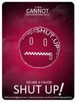 Common Sense: Shut Up by Adila