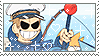 capn tomtom by skystamps