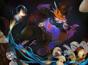 Cosmic Corsair: Kye