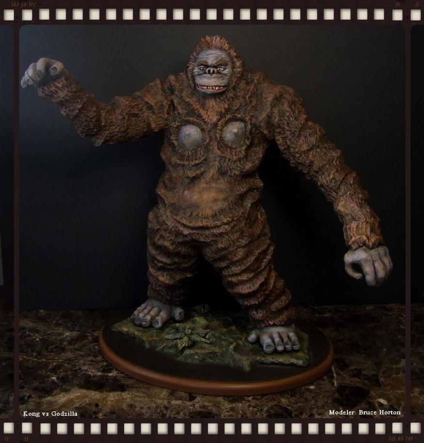 KING KONG vs GODZILLA by artdawg1xKing Kong Vs Godzilla 2015