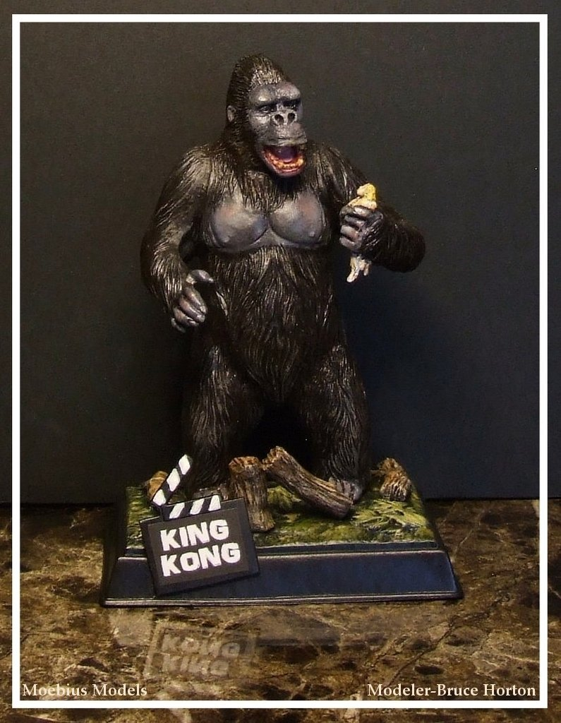 KING KONG by artdawg1x