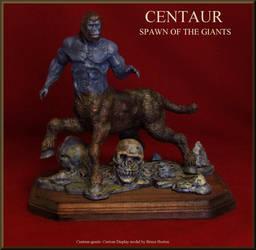 CENTAUR- SPAWN OF THE GIANTS