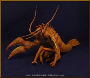 EBIRAH Kaiju Monster