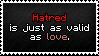 Hatred = Love by ExplosiveSquid