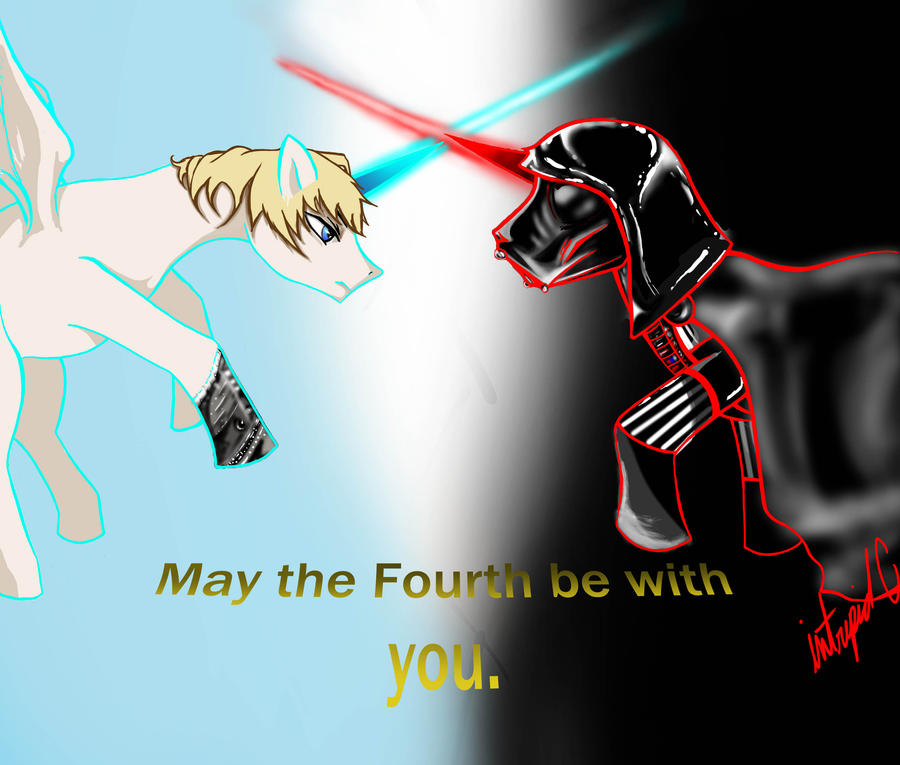 How To Respond To May The 4th Be With You: May Fourth: May The Fourth Be With You By