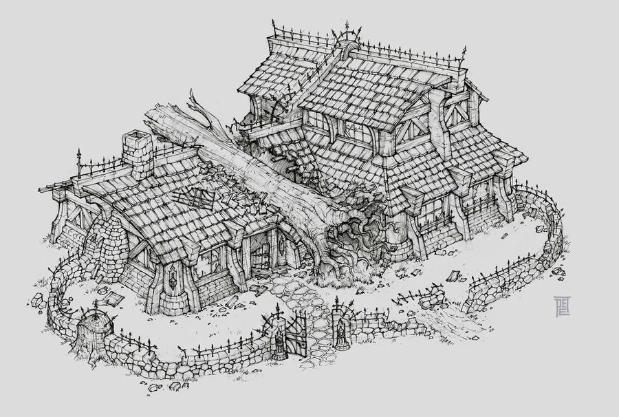 D3 House 07 by peetcooper