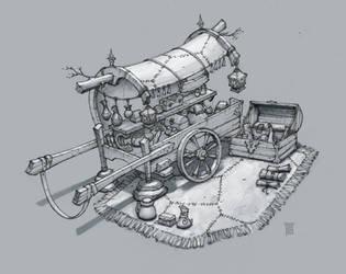 D3 Item Cart4 by peetcooper