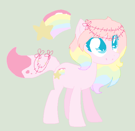pastel gore adopts by - photo #29