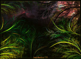 Fractal Forest by icedragon