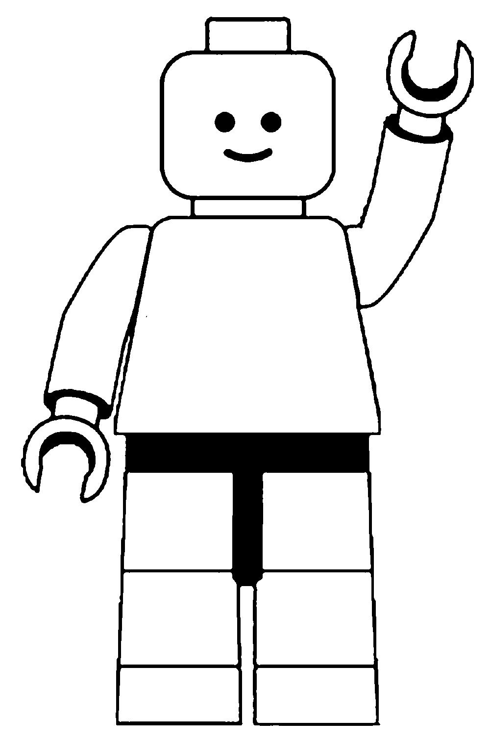 Lego Man Template Search Results Calendar 2015