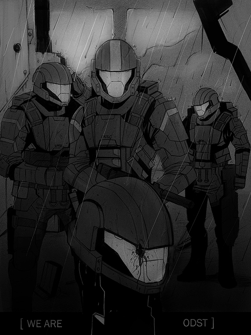 Army of Brothers by RedSkittlez-DA