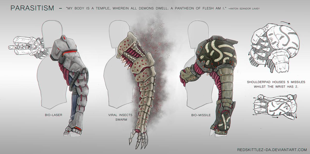 Warframe Concept] Typhus - The Parasite Warframe - Page 206 - Fan ...