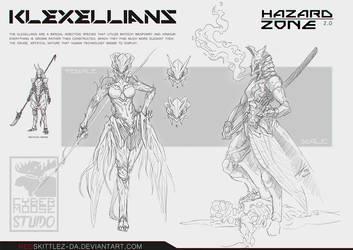 Hazard Zone 2.0 [Sketch] by RedSkittlez-DA