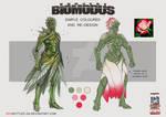 Project Biomodus: Typhometi Plant Type