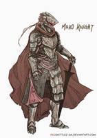 DnD: Mako Knight
