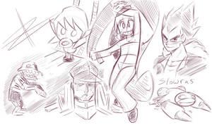 Doodle sketch 42 by NiNoZaP0