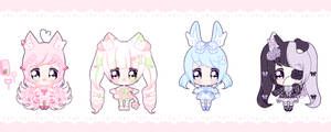 Set Price Adopts [3/4] OPEN by Cakiiebun