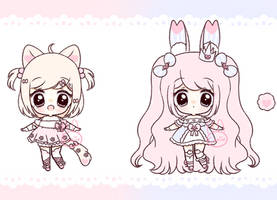 Set Price Heartdoll Adopts [OPEN] by Cakiiebun