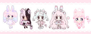 Unsold Adoptables Sale [CLOSED]