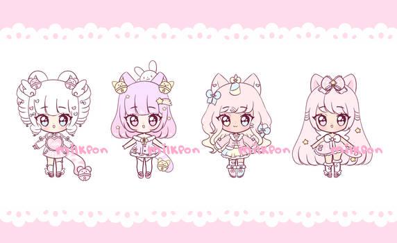 pastel cutie auction [1/4] open