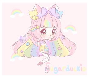 *:.rainbow dollie.:*