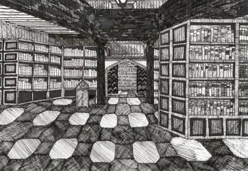 Ramirez's Library by TheEyeOfStone