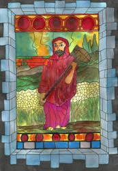 Hammerite Saint by TheEyeOfStone