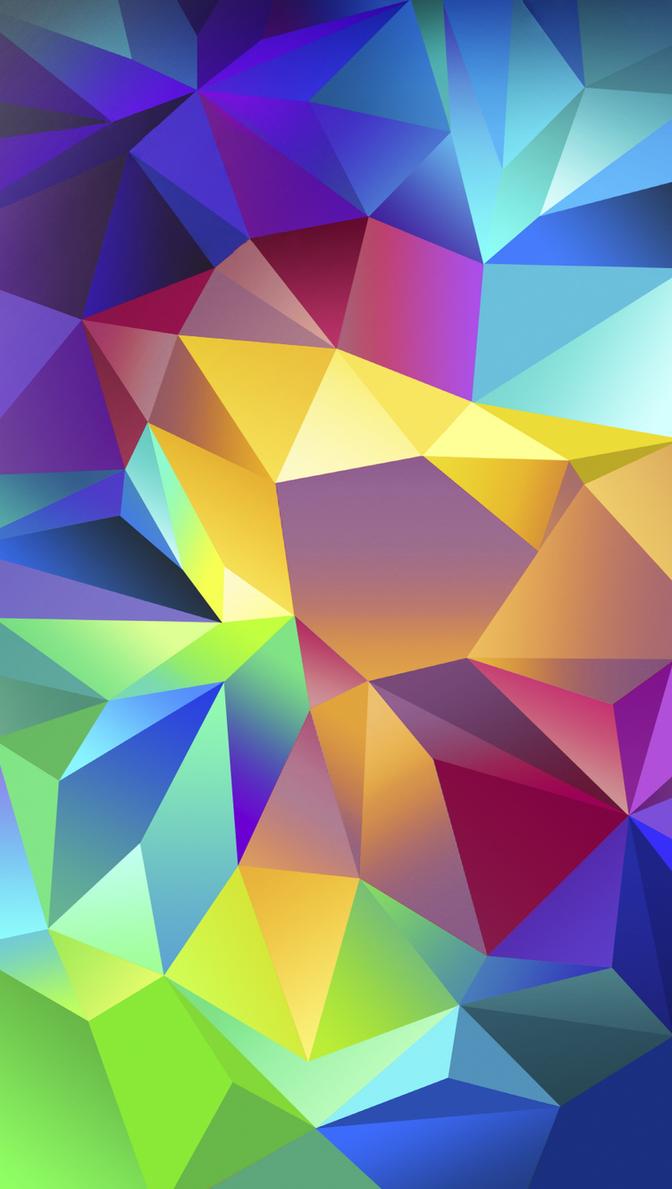 Samsung Galaxy S5 Wallpapers var1 by Jahyrokr