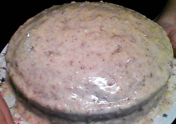 Homemade Carrot Cake 2