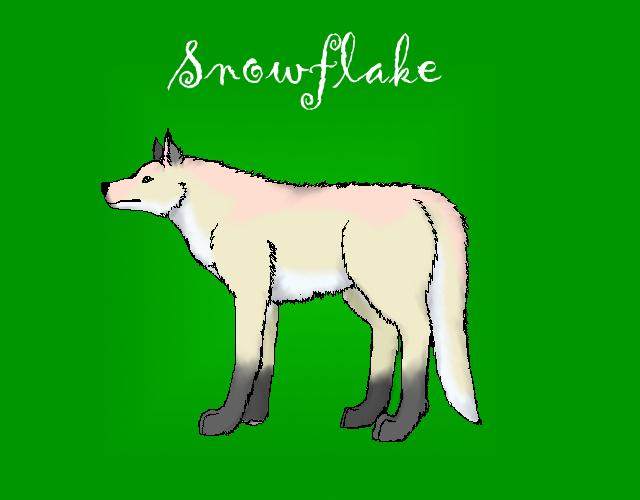 Snowflake by Kieva