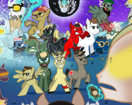 Call of Duty: Zombies casts 'Ponified'